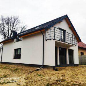 Dom jednorodzinny Zielona Góra deweloper BUDMAR
